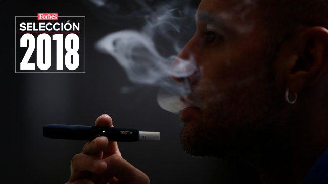 Selección 2018 | Philip Morris dejará de producir cigarros en todo el mundo