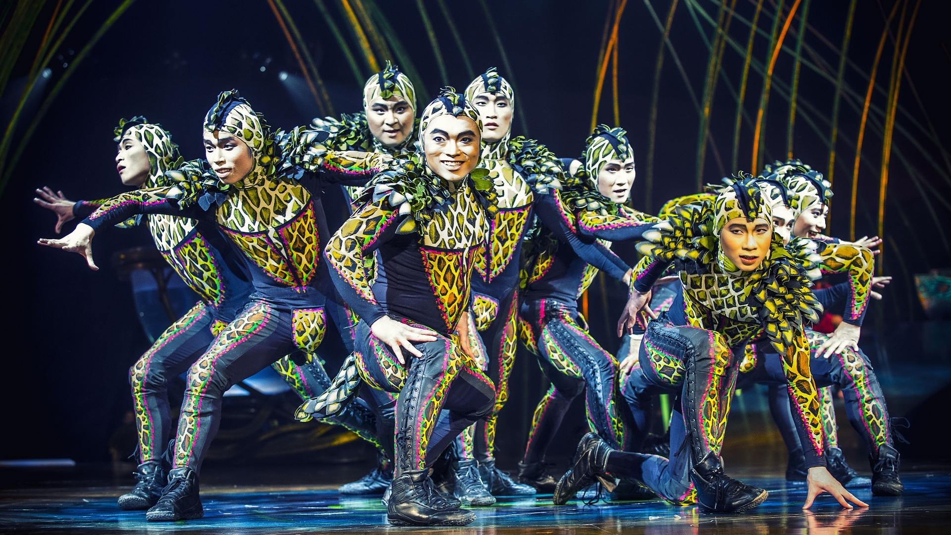 Cirque du Soleil alista su llegada a Arabia Saudita