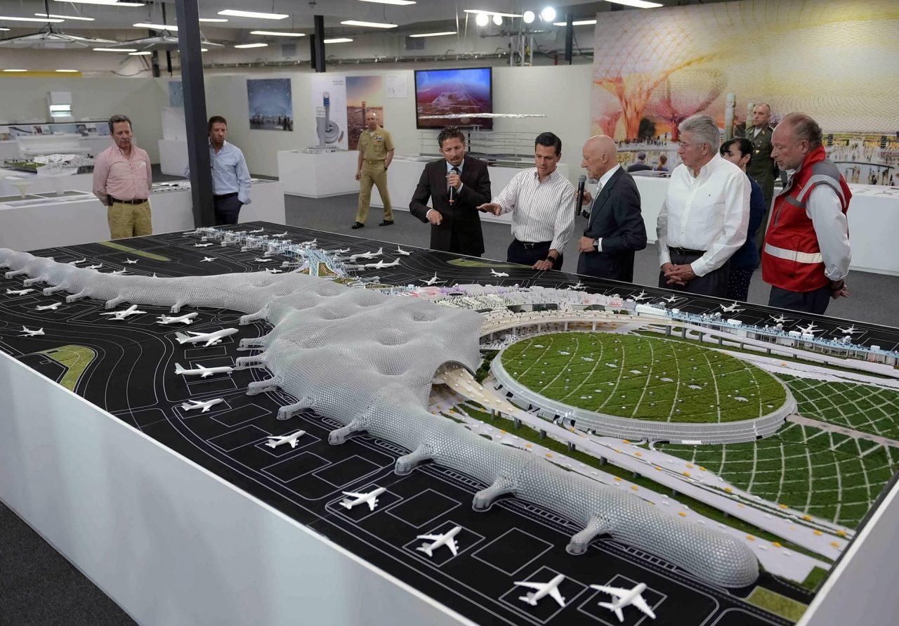 Construcción del NAIM se definirá en agosto: Jiménez Esprirú
