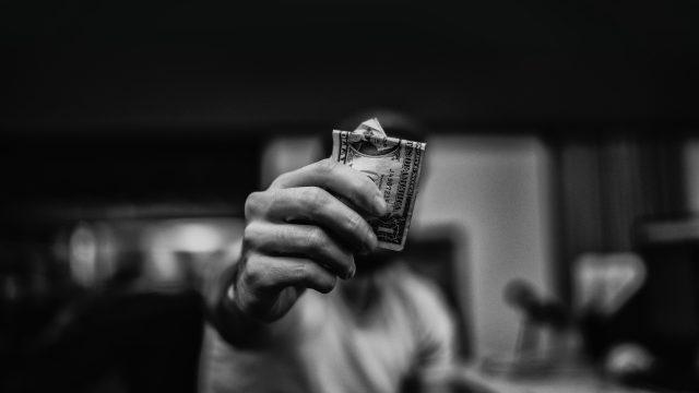 dólar-crowdfunding