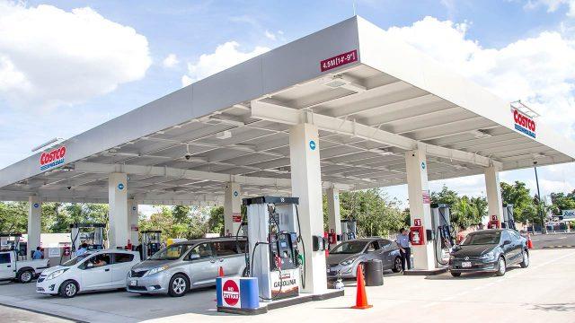 Costco comienza venta de gasolina en Saltillo