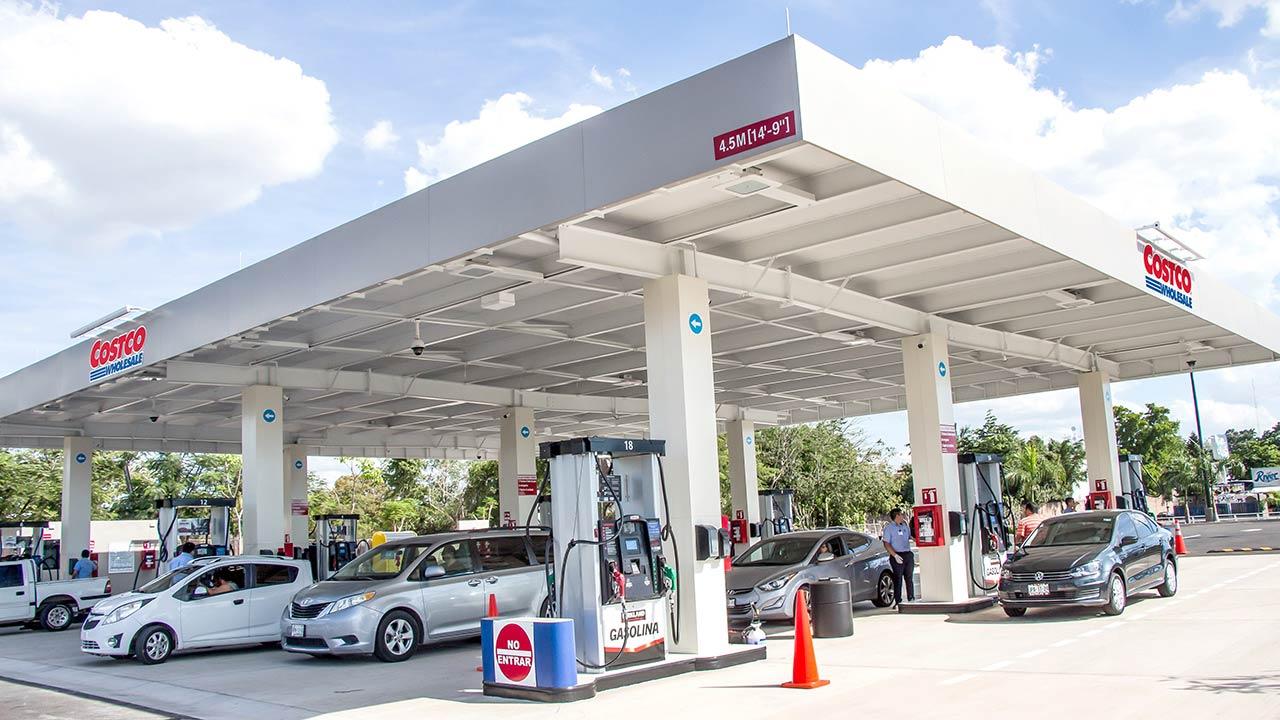 Costco abre su tercera estación de gasolina en Saltillo