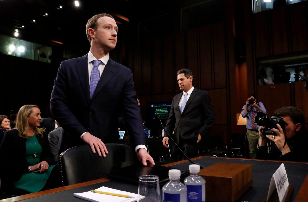 Jefe de asuntos digitales de la UE se reunirá con Mark Zuckerberg