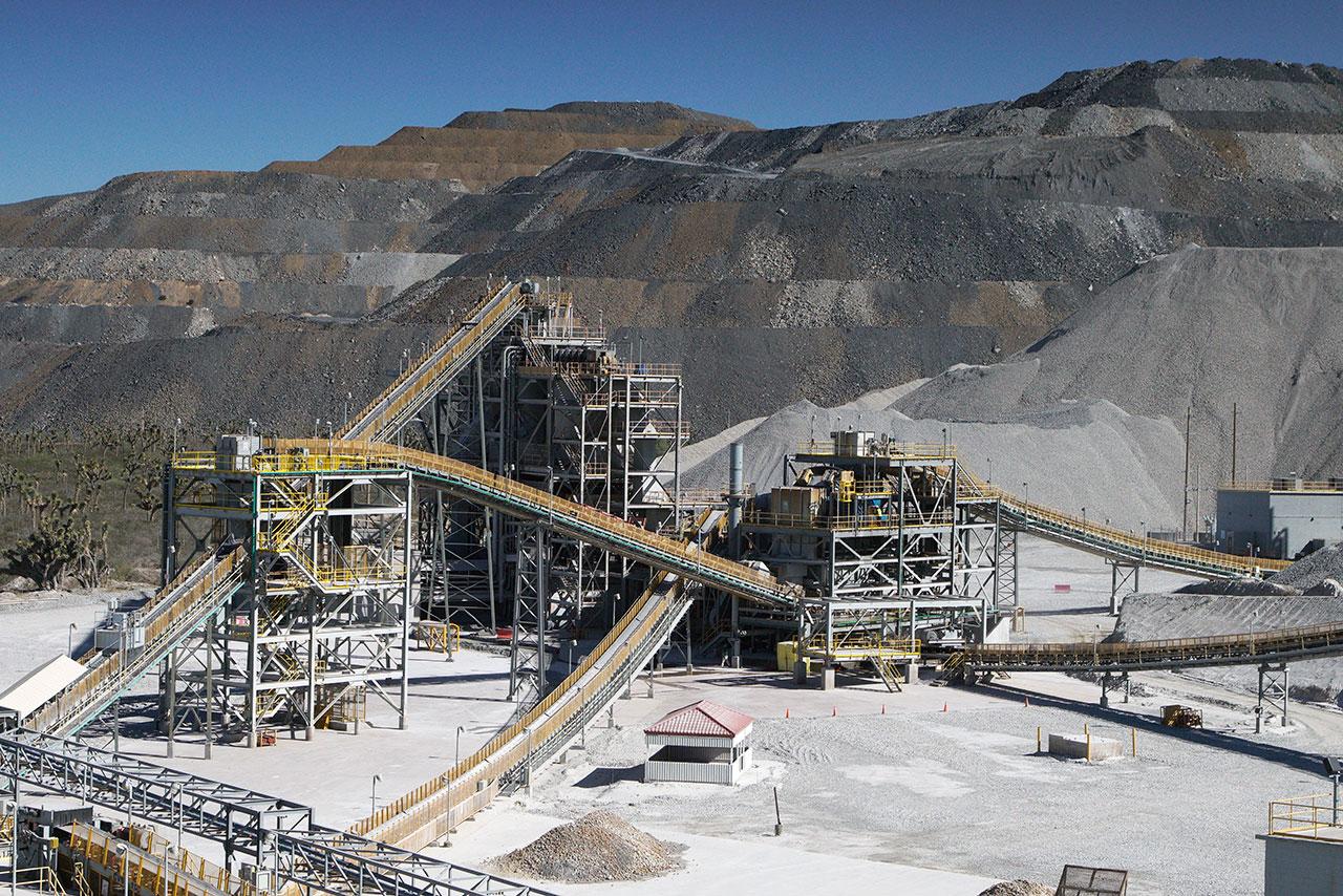 Reportan derrumbe en mina de Hidalgo con al menos un muerto