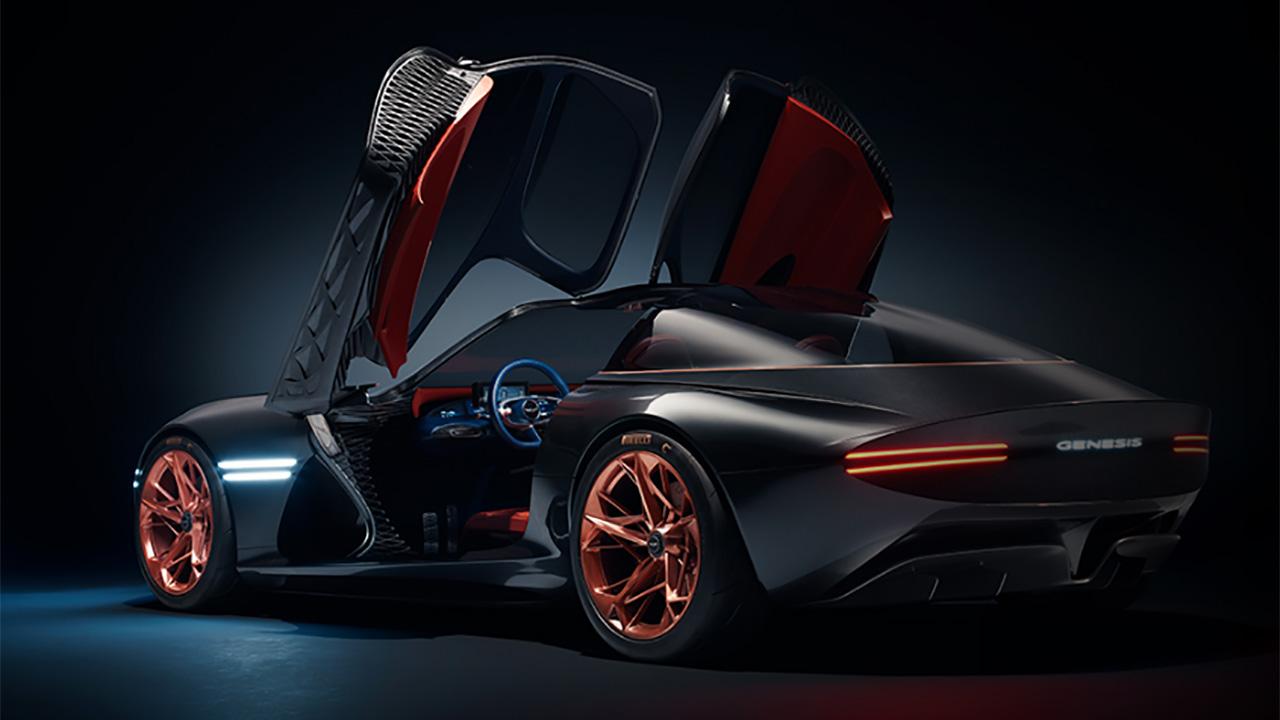 Genesis Essentia, el auto que combina la elegancia y el atleticismo