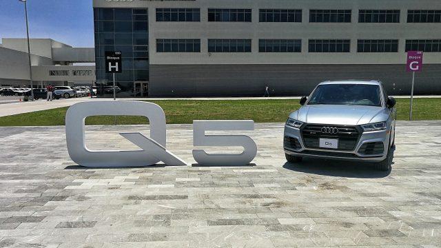 Planta de Puebla, el orgullo tecnológico de Audi en México