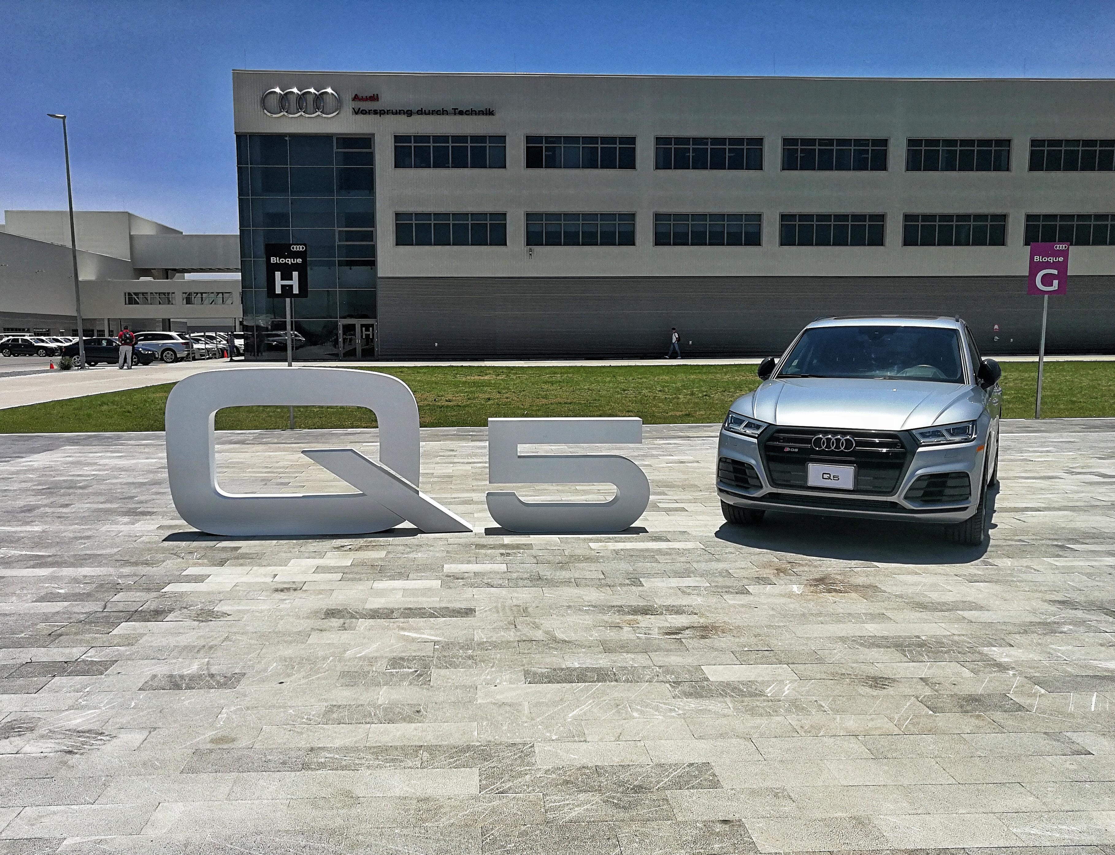 Audi reducirá turnos en planta de Puebla por desabasto global de semiconductores