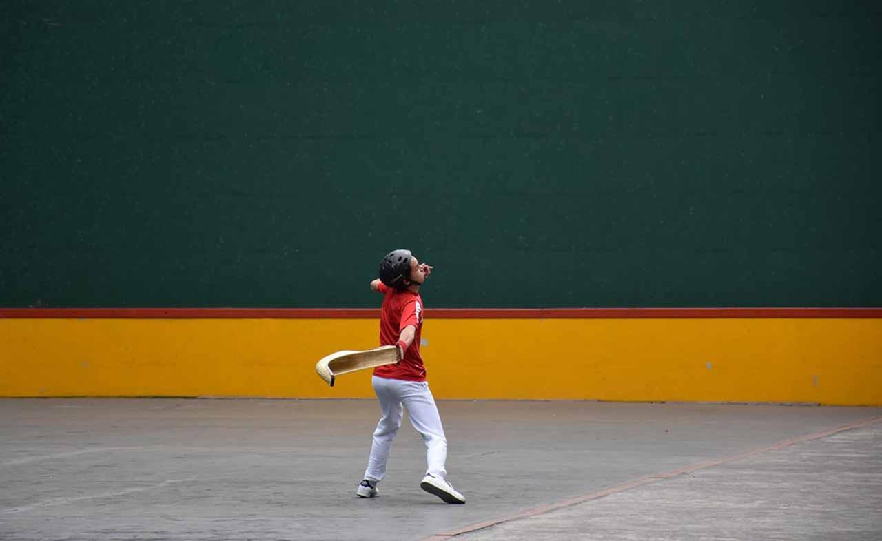 El Jai Alai busca nuevos pelotaris en la Ciudad de México