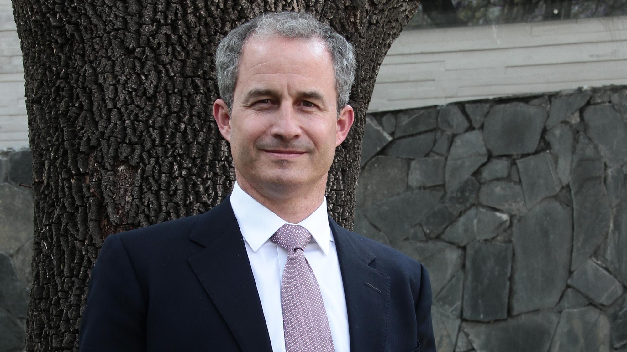 Aseguradores ratifican a Manuel Escobedo como presidente de AMIS