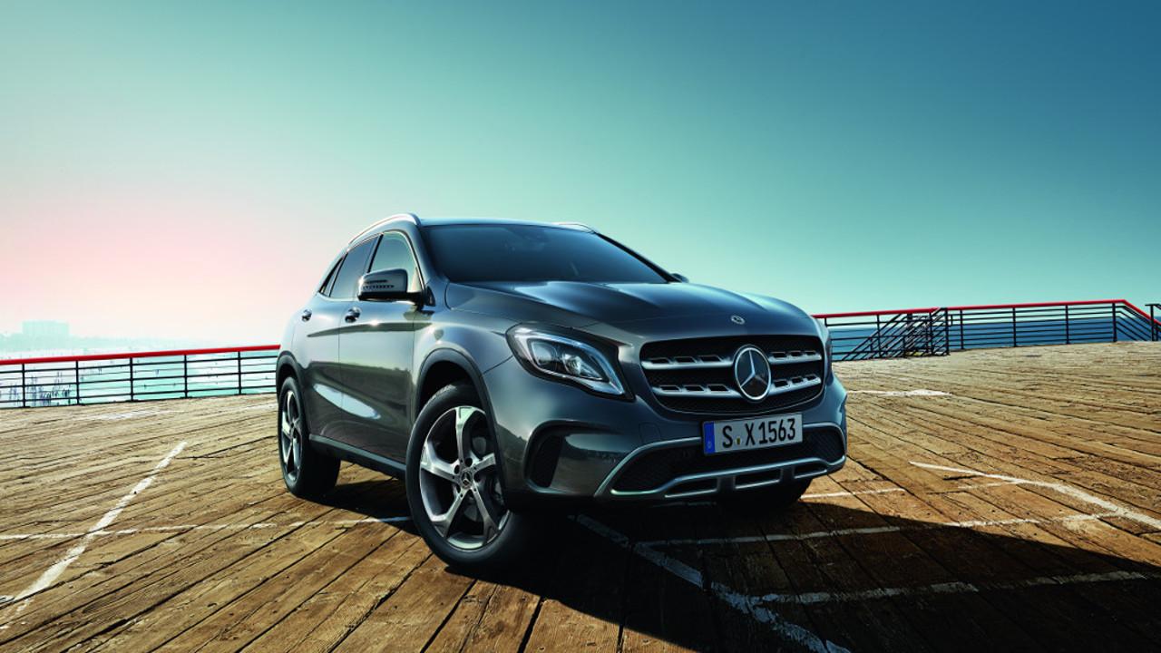 Mercedes-Benz GLA: carácter todoterreno con halo deportivo