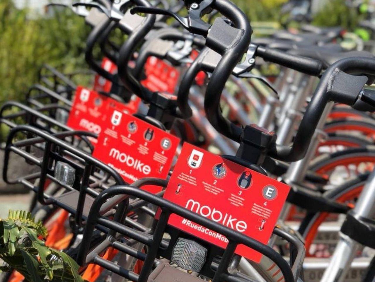 Mobike alcanza 200,000 usuarios activos en la CDMX