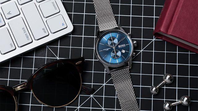 Movado, Hugo Boss, reloj
