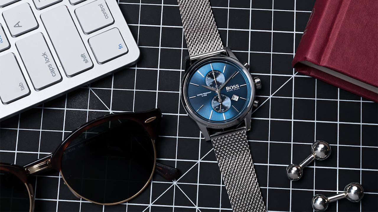 Movado define la esencia de siete relojes contemporáneos