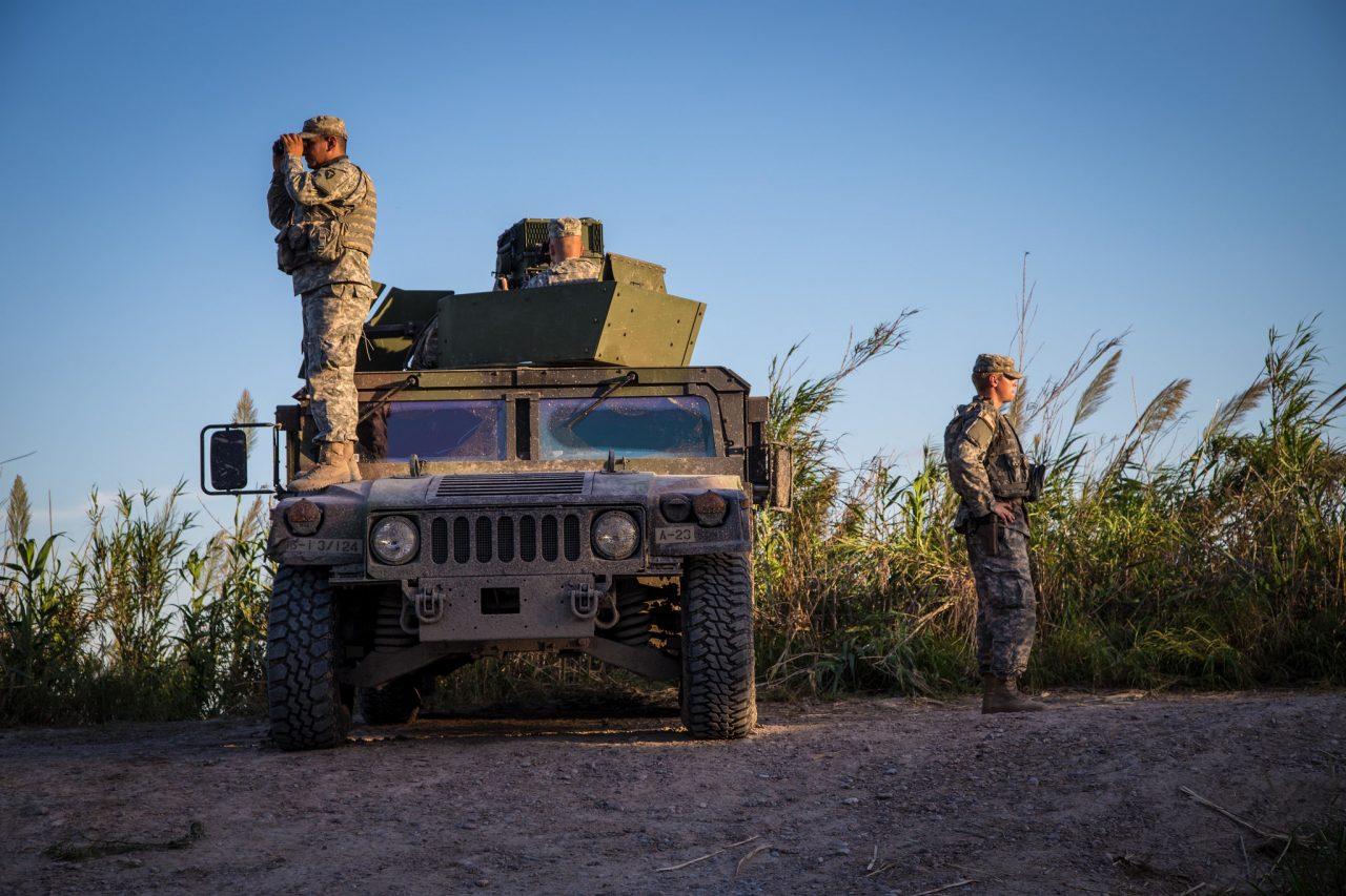 EU analiza enviar más de 4,000 guardias a la frontera con México