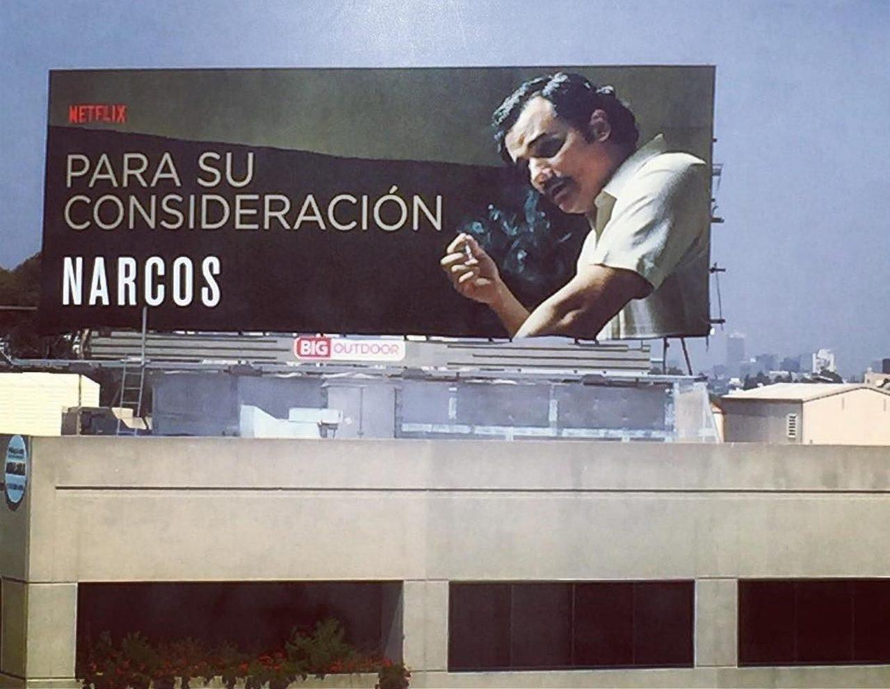 Netflix quiere comprar espectaculares en Los Ángeles por 300 mdd