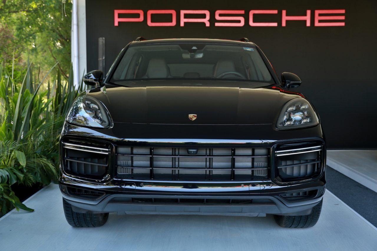 Llega a México el Porsche Cayenne Turbo