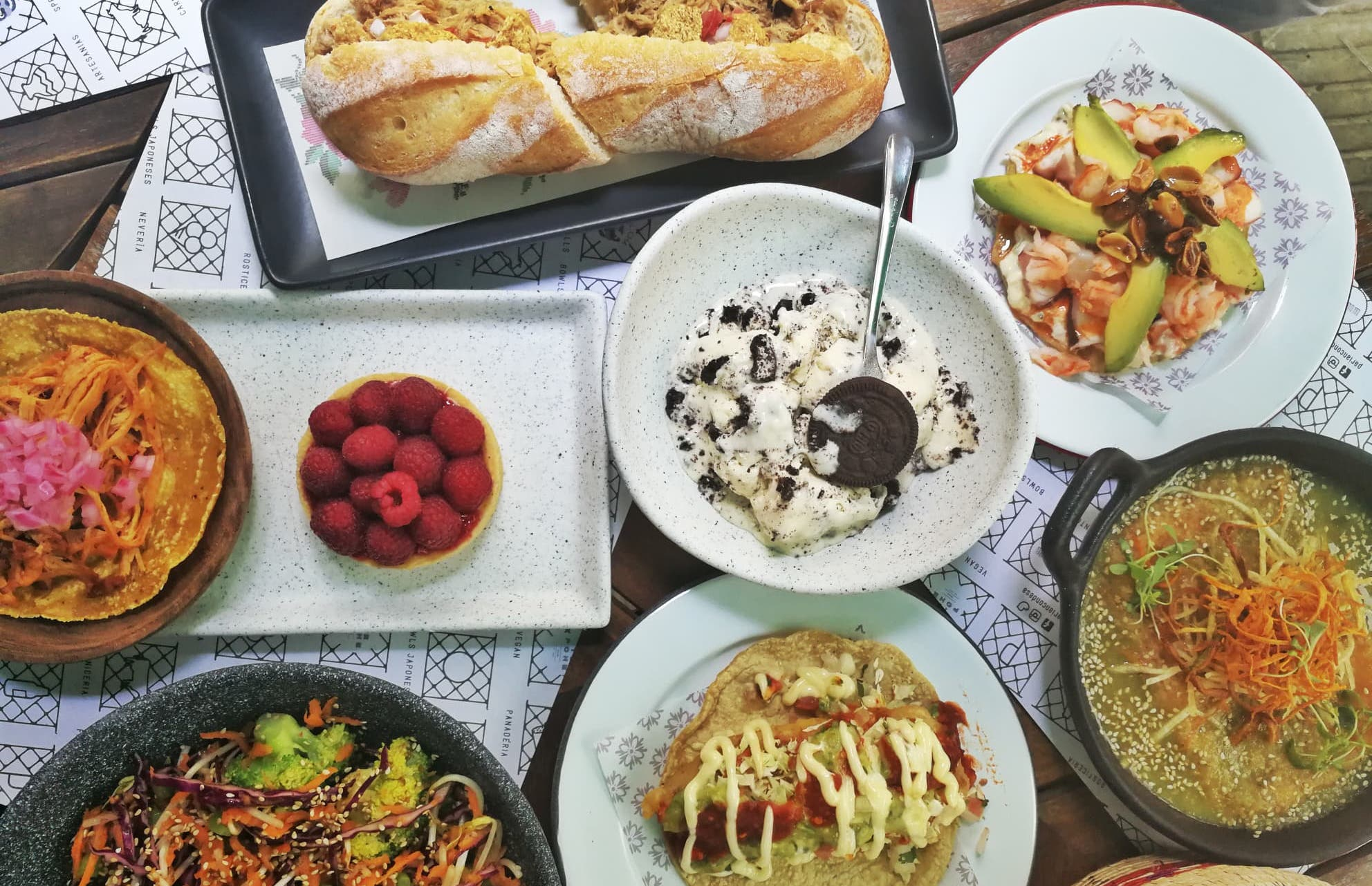 Parián Condesa incorpora nuevas propuestas gourmet a sus filas