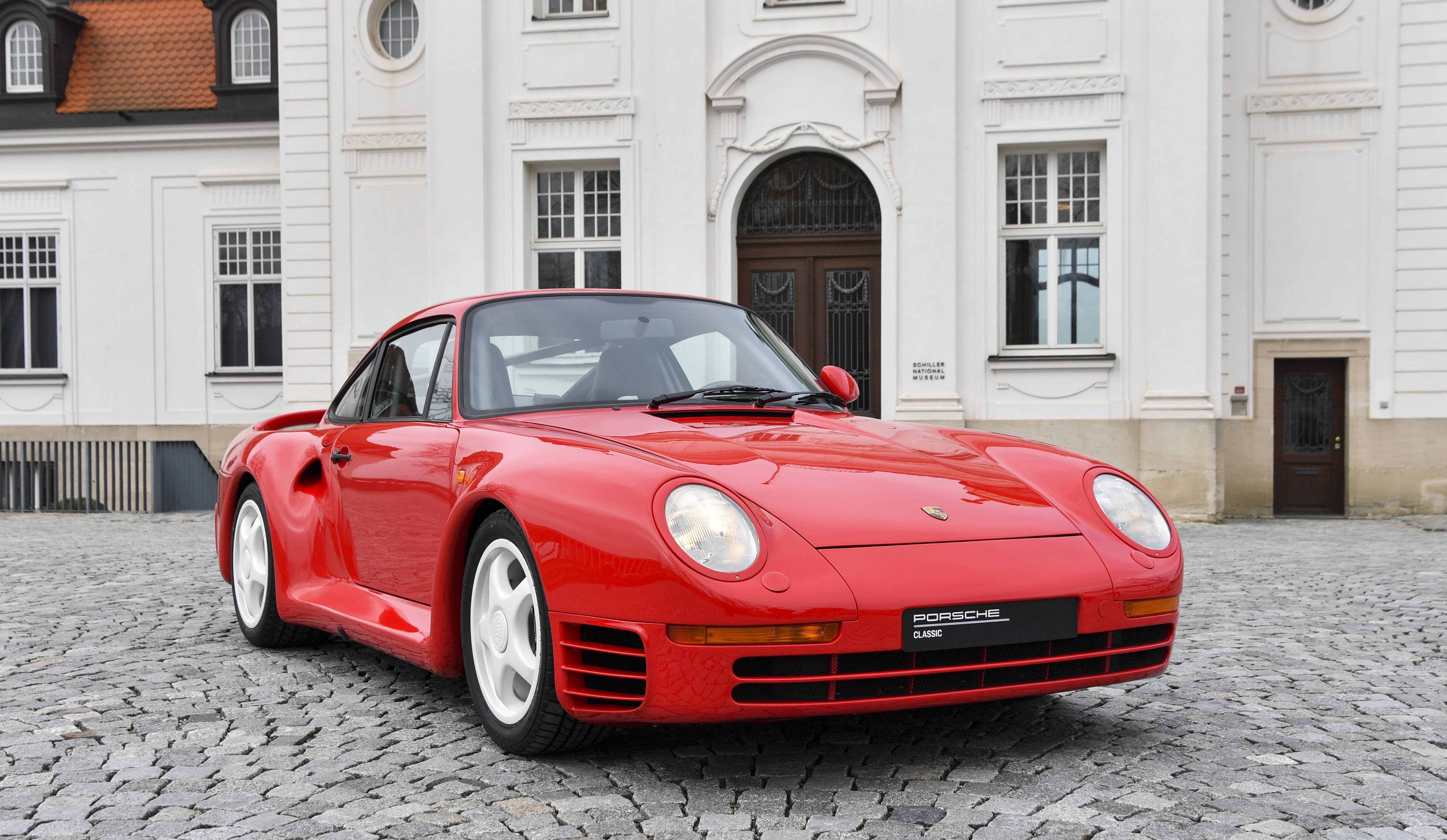 Porsche comparte sus secretos de restauración en Techno Classica 2018