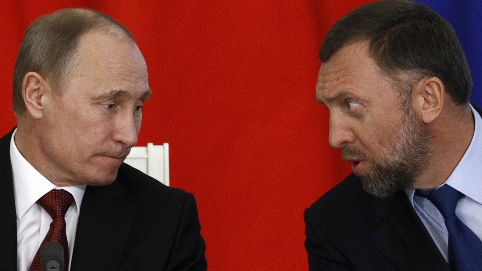 Estados Unidos sanciona empresarios rusos cercanos a Putin