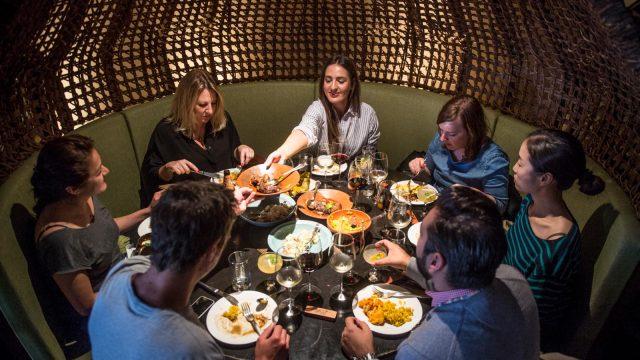 restaurantes de comida peruana