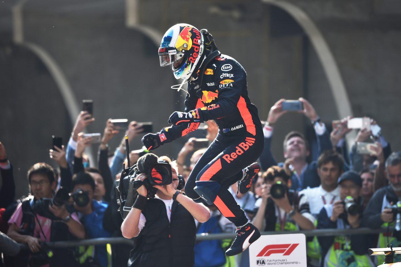 Fórmula 1: cambios y sorpresas a 360 km/hr
