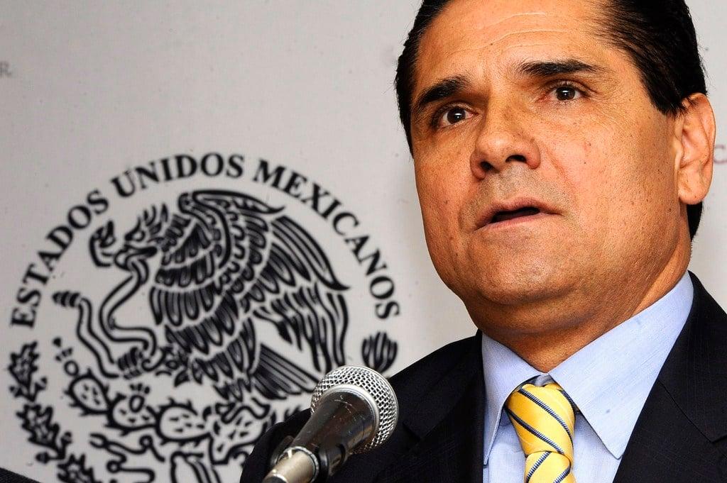 Silvano Aureoles anuncia que apoyará la campaña de José Antonio Meade