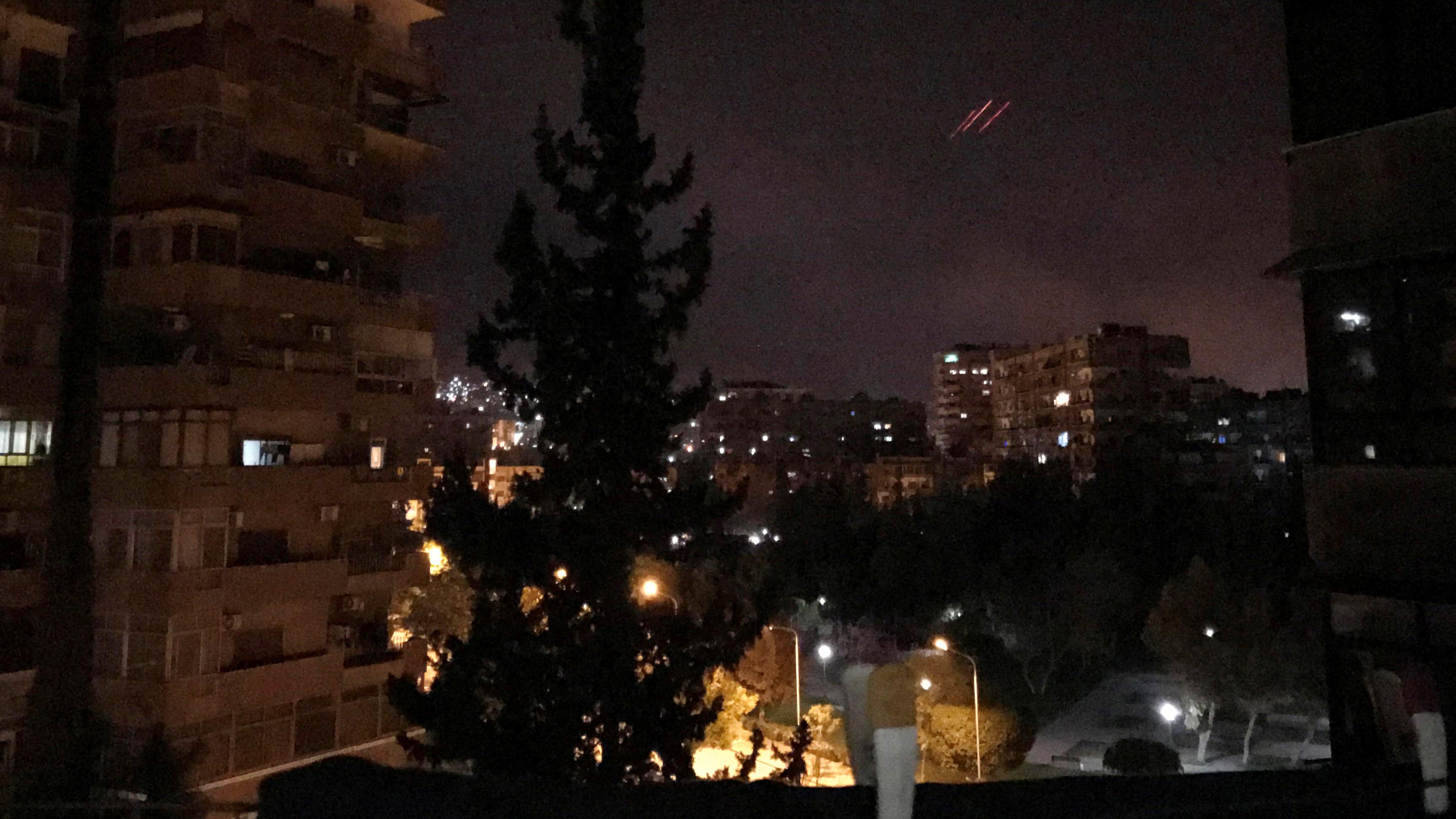 Ataques a Siria alcanzaron todos los objetivos: Pentágono