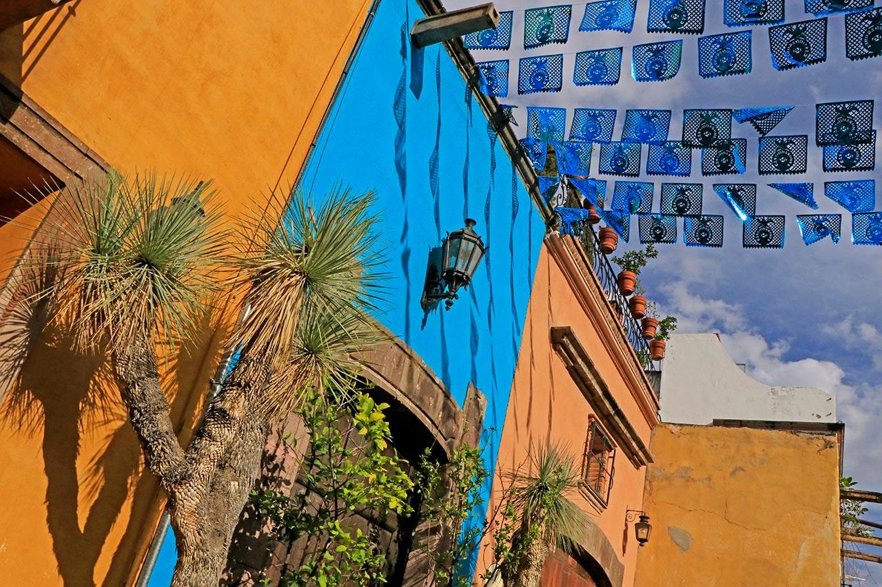 Casa Dragones en San Miguel de Allende.