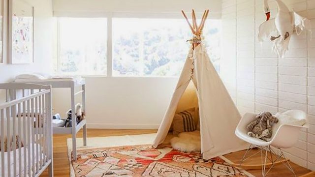 5 tendencias en decoraci n de rec maras para ni os for Decoracion de puertas infantiles