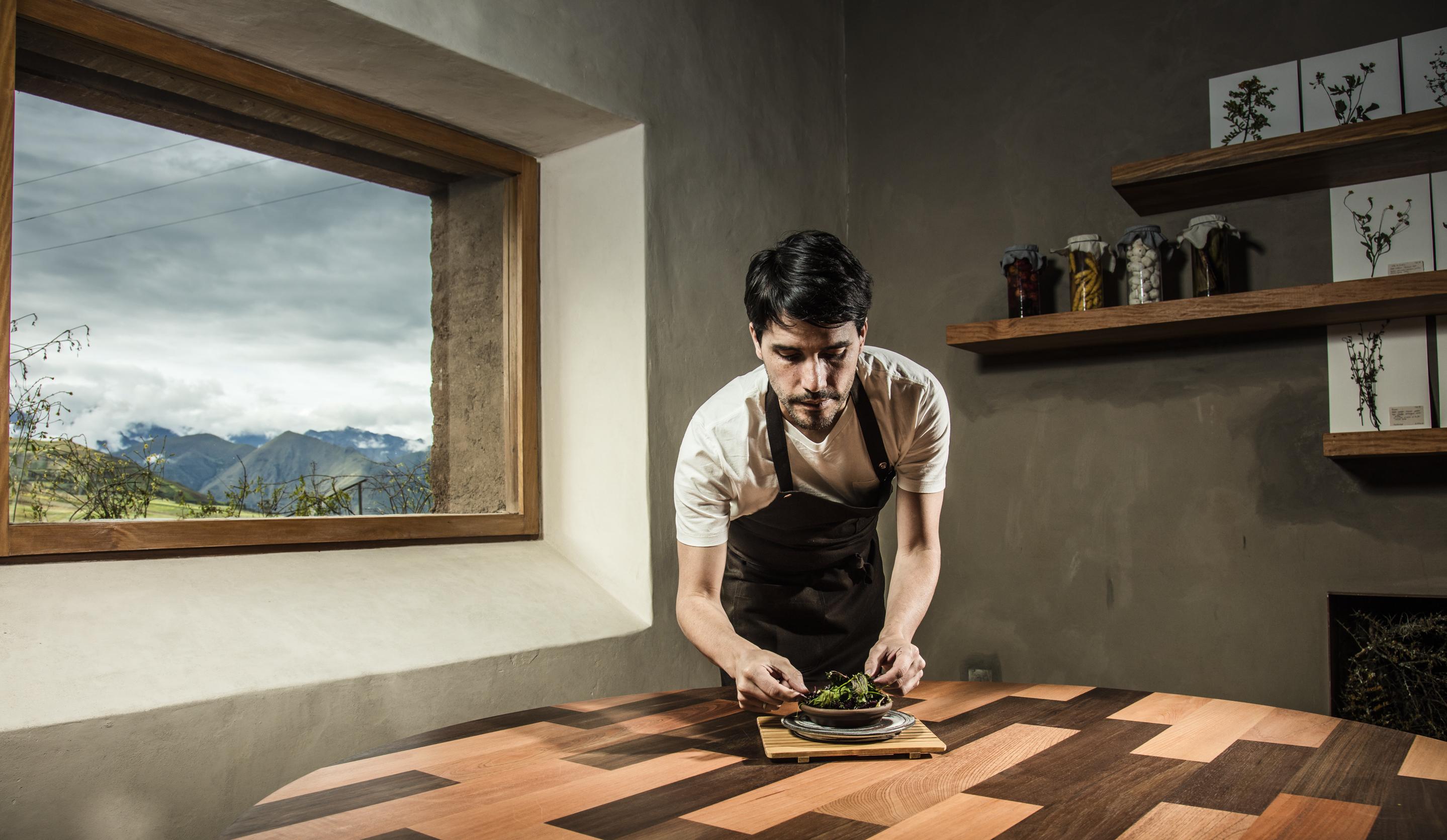 Virgilio Martínez reinterpreta la cocina de altura con Mil