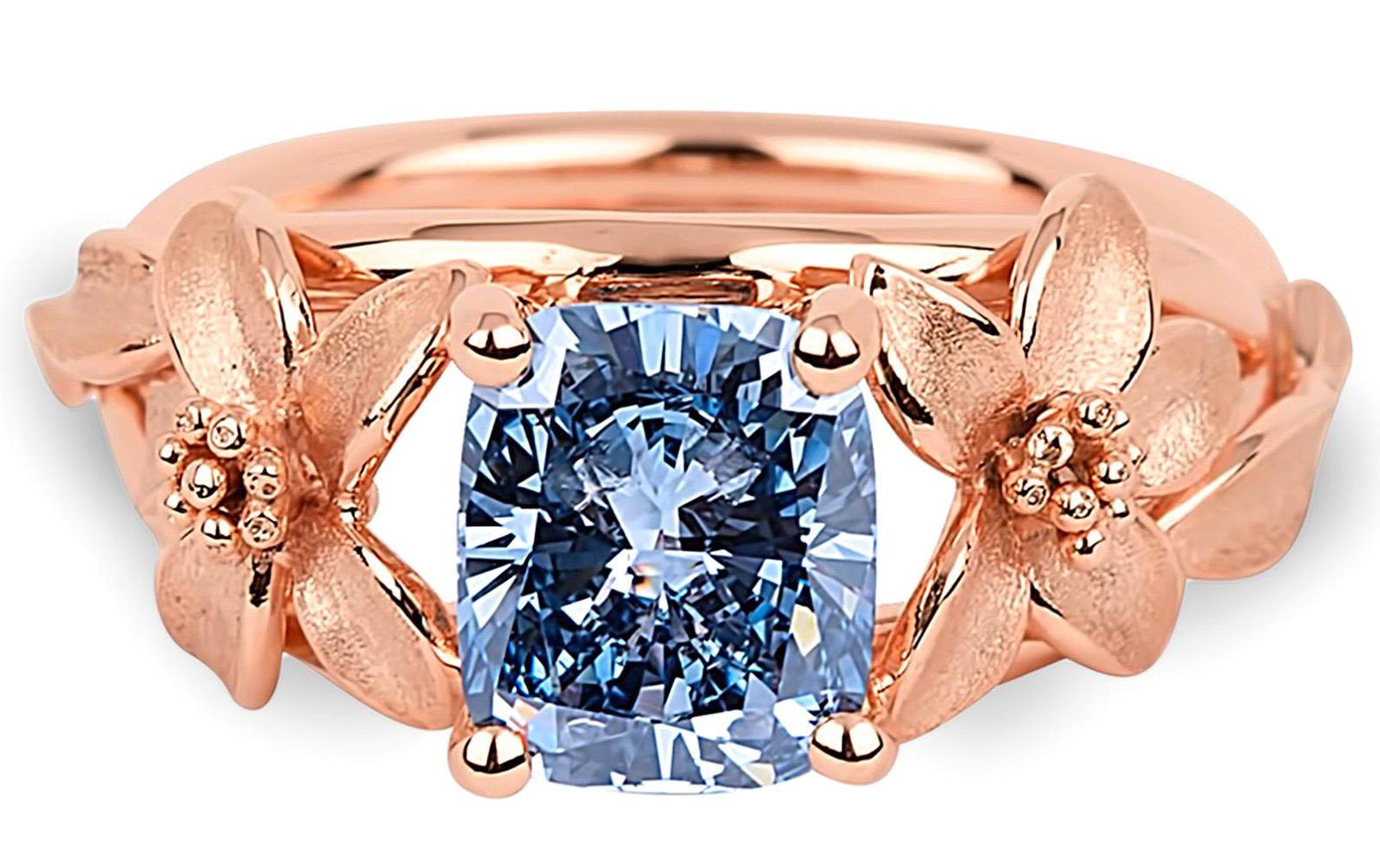 anillo, cena, lujo, diamante, Jane Seymour