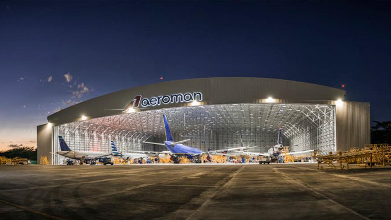 Aeroman invierte 150,000 dólares en formación de capital humano