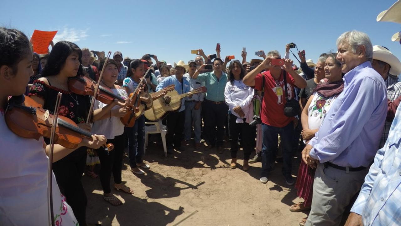 Diario de campañas | AMLO celebra encuesta; Anaya ve elección entre 2