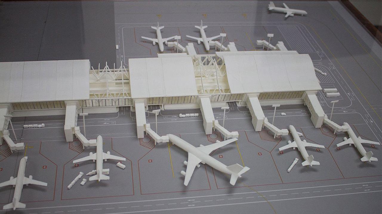 Mexicana CAABSA construirá la nueva terminal del aeropuerto de El Salvador