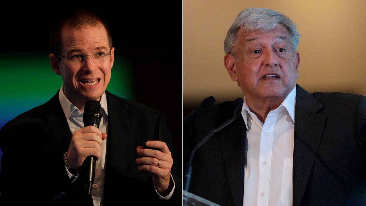 Anaya pide debate con AMLO; 'puedo perder la cartera', revira el puntero