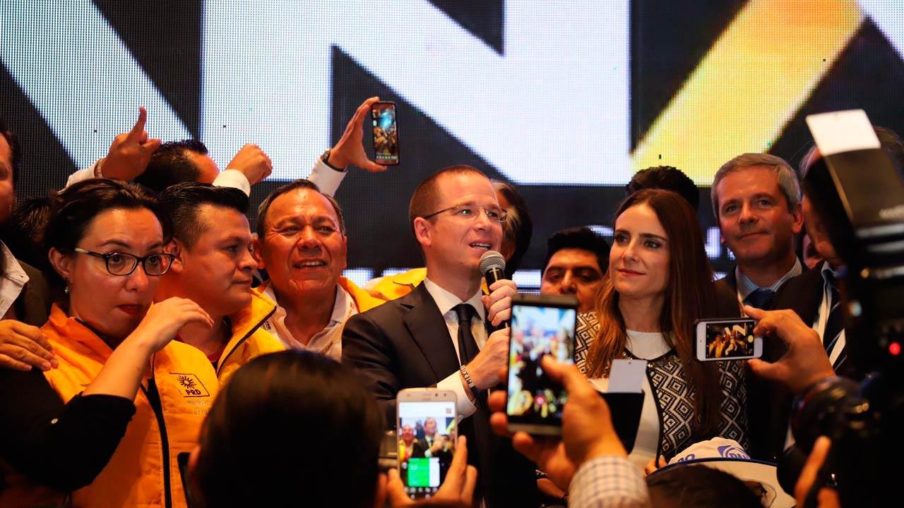 Analistas financieros dan triunfo a Anaya en debate, según Reuters