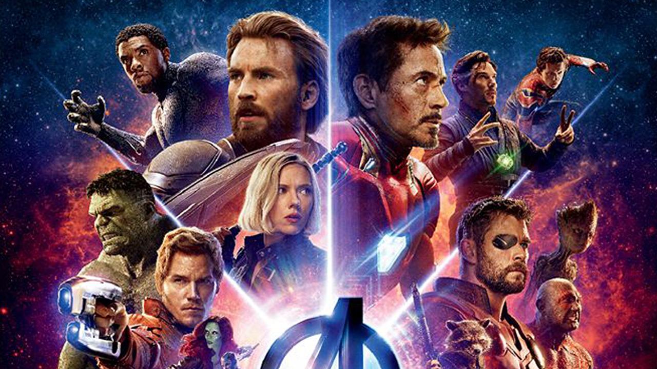 'Avengers: Infinity War' va por récords millonarios en taquilla