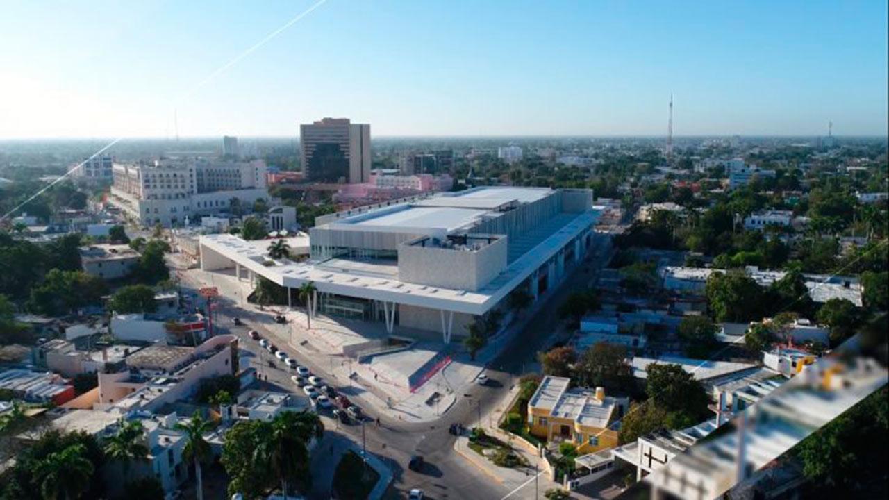 Samsung inaugura centro de convenciones en Yucatán