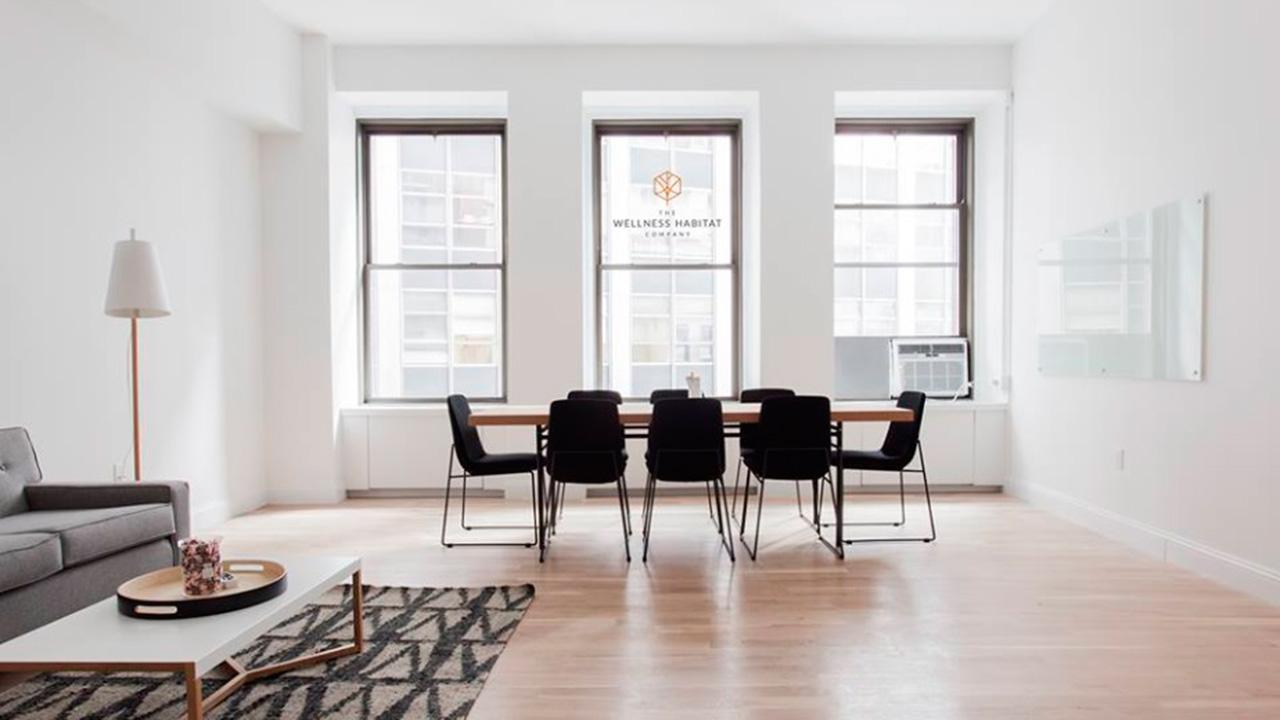 Esta empresa quiere hacer más saludables los espacios interiores