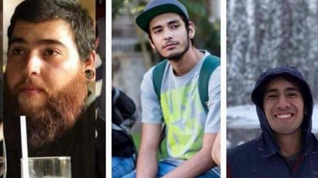 Marchan por estudiantes asesinados en Jalisco
