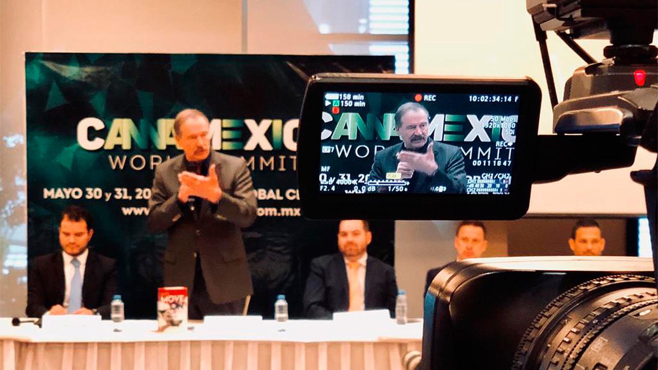 Fox pide a candidatos presidenciales debatir sobre la mariguana