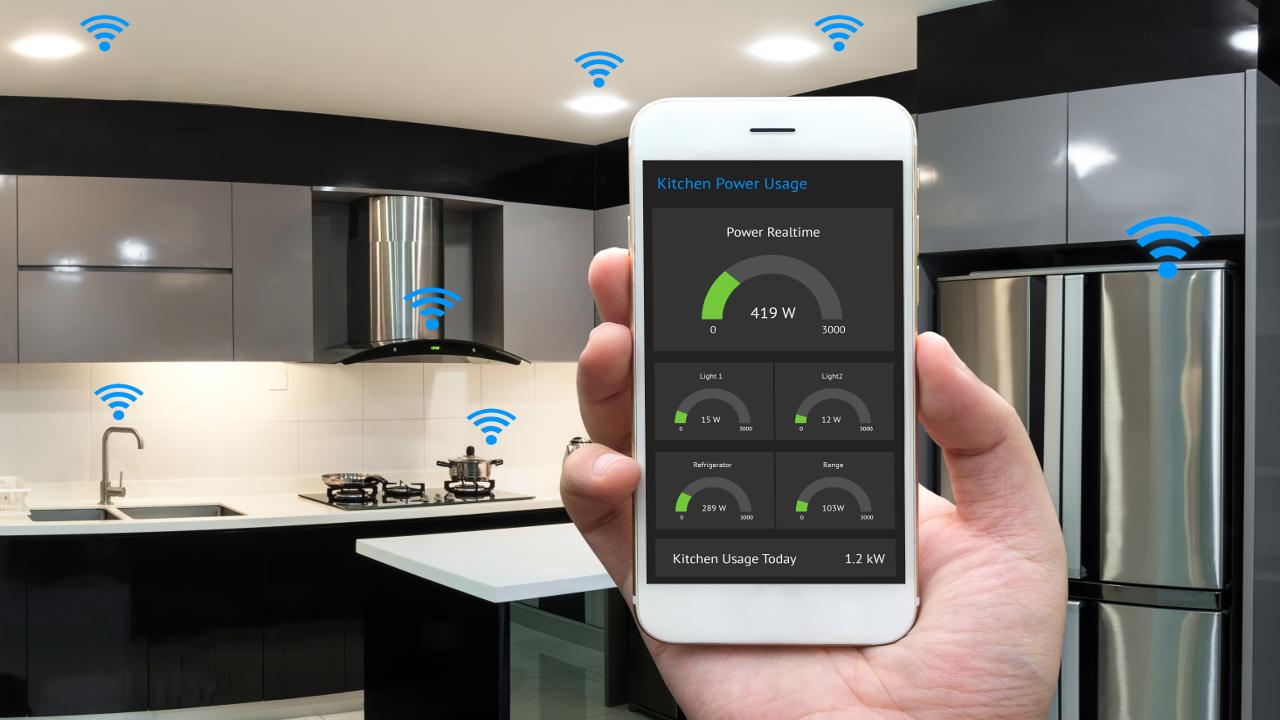 Un día en la vida desde un Smart Home
