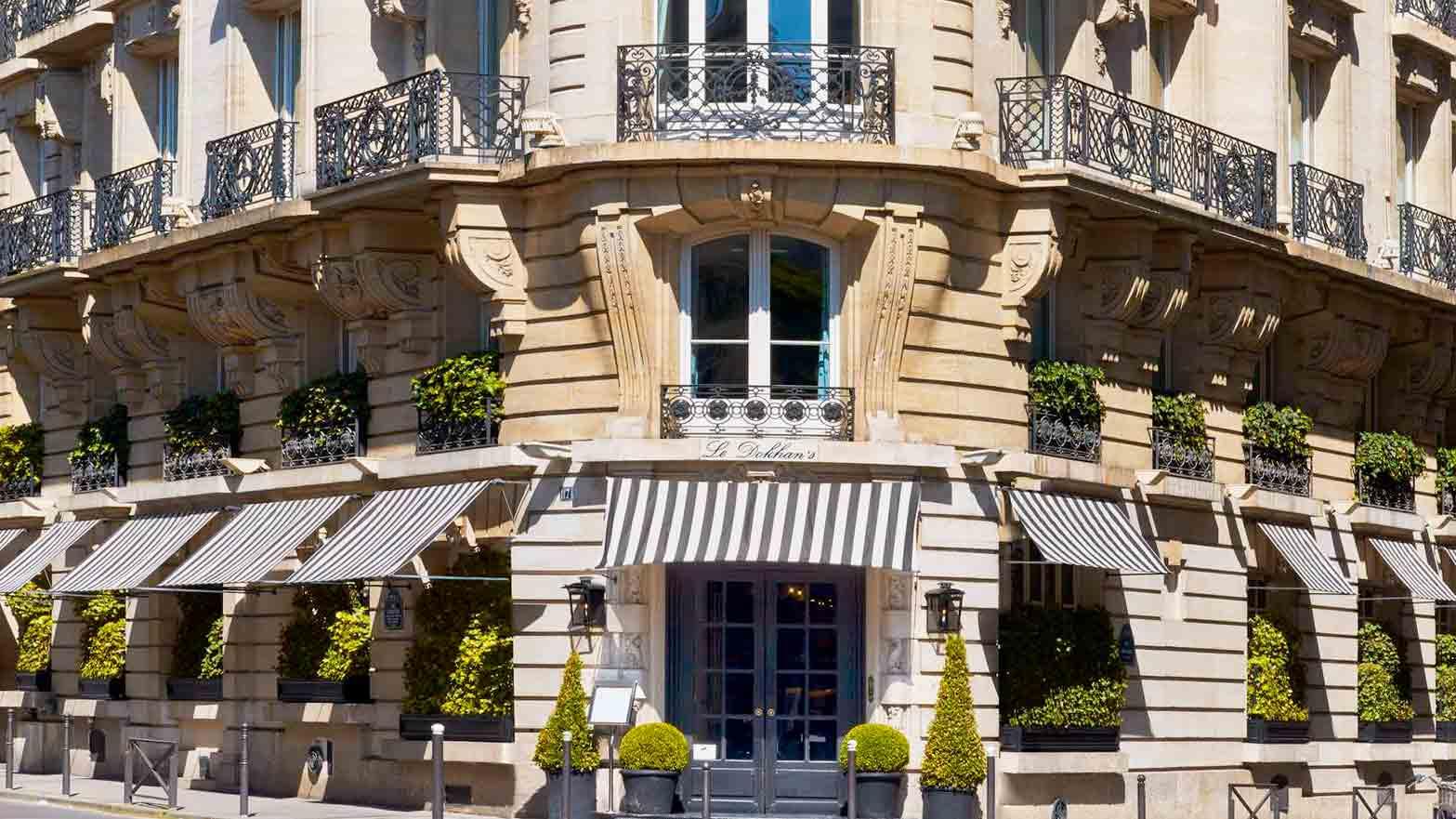 Le Dokhan's, el hotel para quien sabe disfrutar la vida