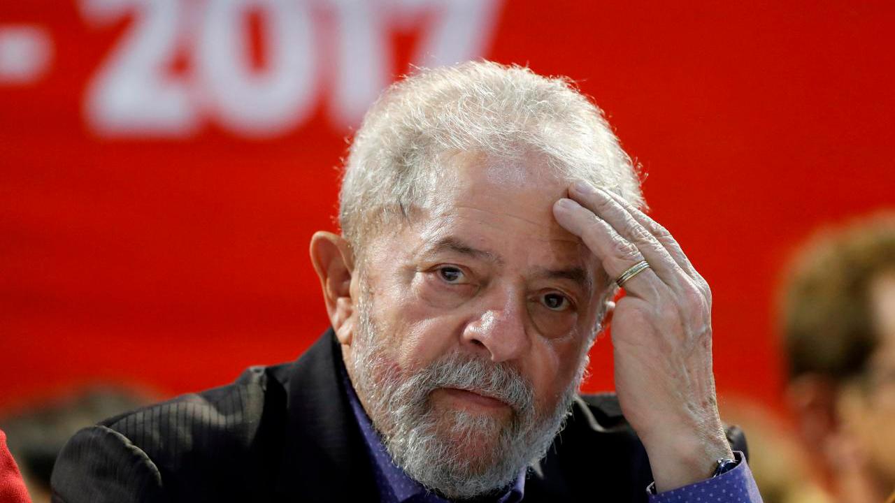 Partido de los Trabajadores de Brasil nombra a Lula como candidato presidencial