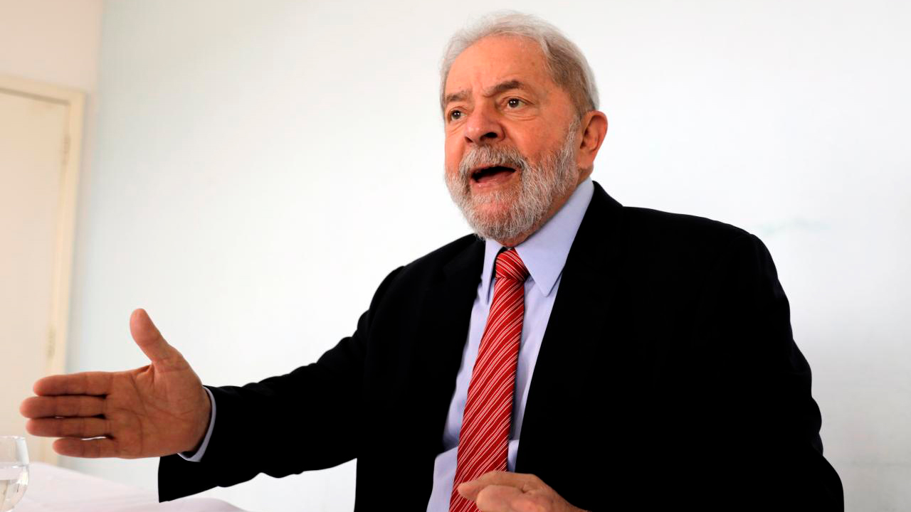 PT lanzará candidatura de Lula pese a estar encarcelado
