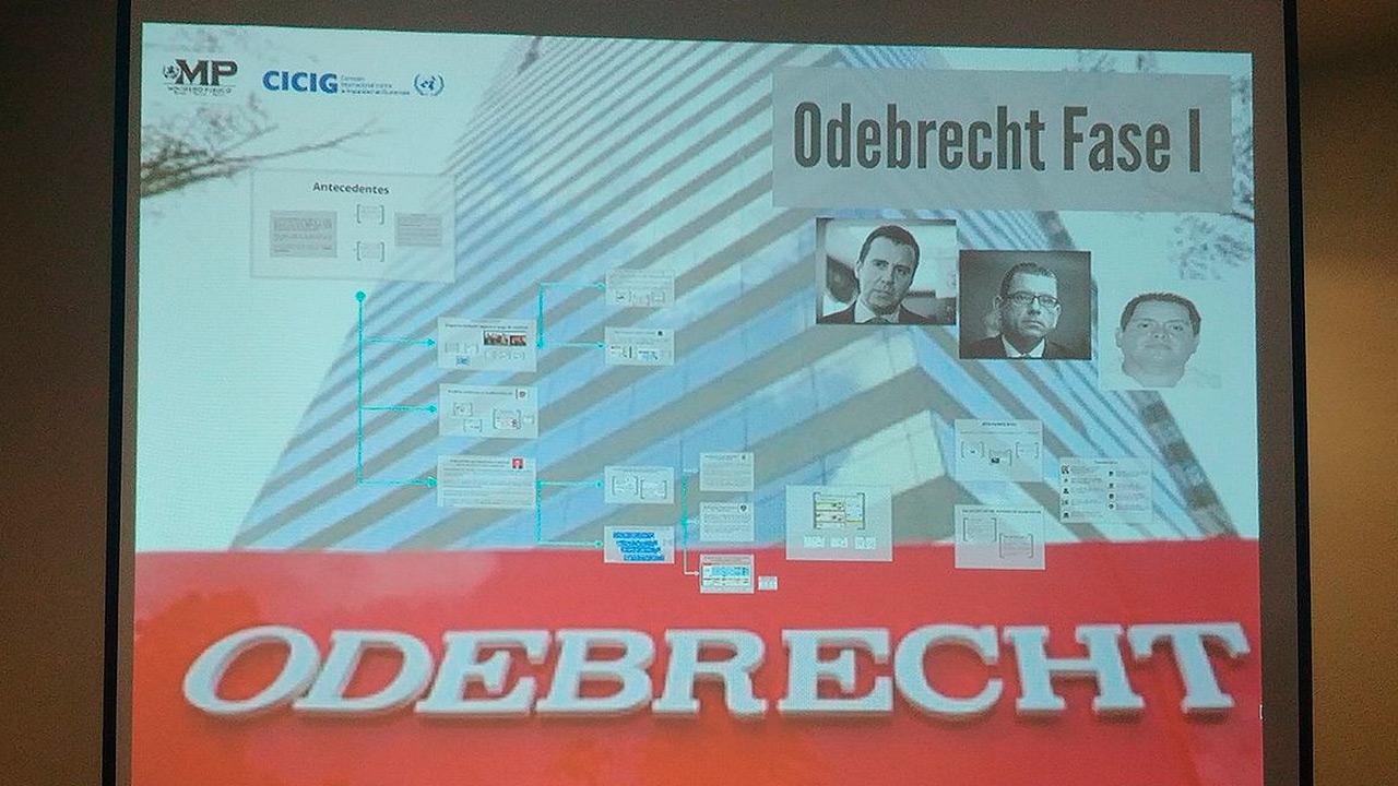 Odebrecht completó 9 de 33 obras contratadas en Venezuela: Transparencia Internacional