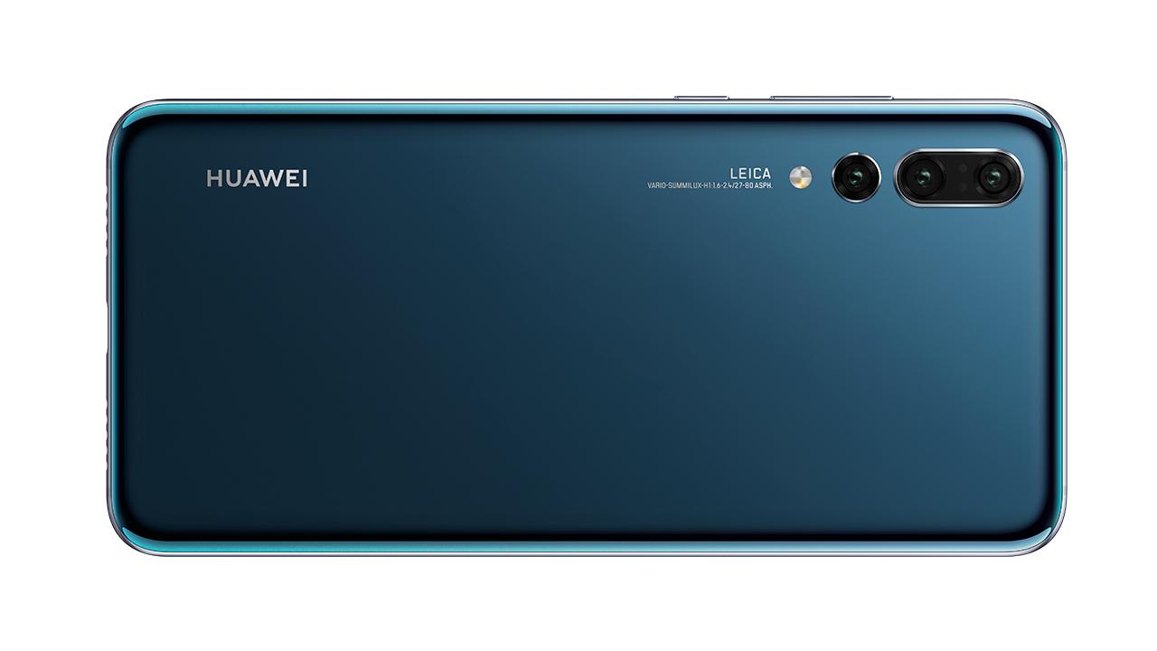Huawei trae a México sus nuevos P20 y P20 Pro