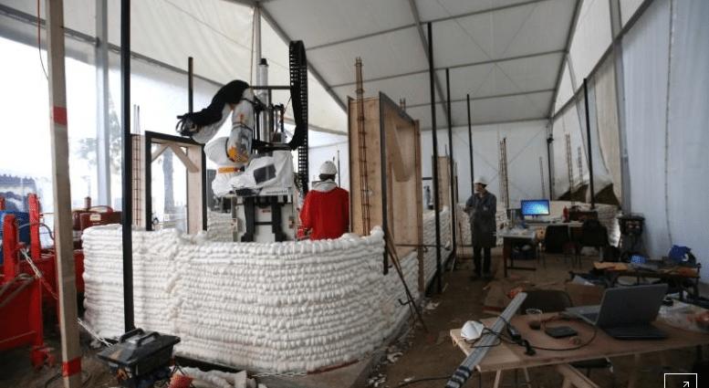 Así será la primera vivienda en Francia con impresión 3D