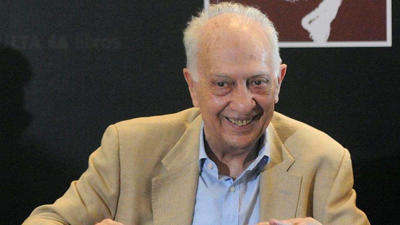 El escritor Sergio Pitol fallece a los 85 años de edad