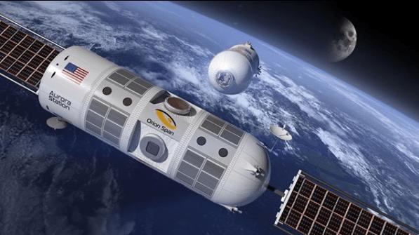 Orion Span abrirá el primer hotel espacial en 2021